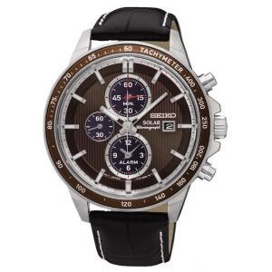 Pánske hodinky SEIKO Solar Chronograph SSC503P1