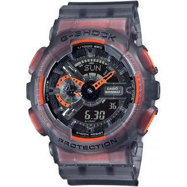 Pánské hodinky CASIO G-SHOCK Original Color Skeleton Series GA-110LS-1AER