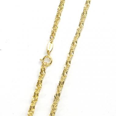 Řetízek žluté zlato PATTIC AU 585/000 1,8g ARPGIN02-45