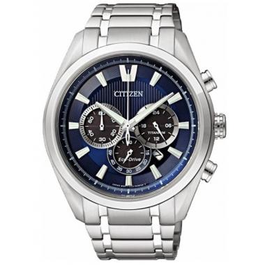 Pánské hodinky CITIZEN Super Titanium Chrono CA4010-58L