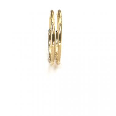 Náušnice ze žlutého zlata Pattic AU 585/000 1,05 gr ARP000204Y