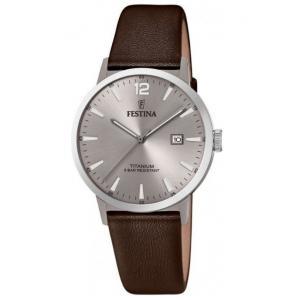 Pánské hodinky FESTINA Titanium Date 20471/2