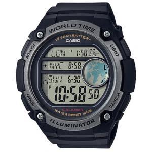 Pánské hodinky CASIO AE-3000W-1A fcd2b555cf