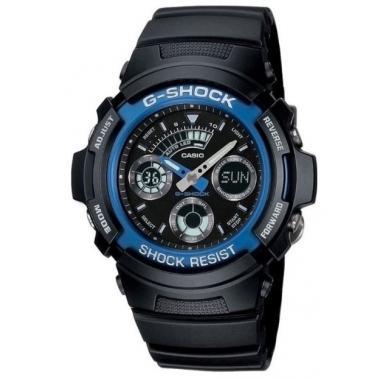 Pánské hodinky CASIO G-SHOCK AW-591-2A