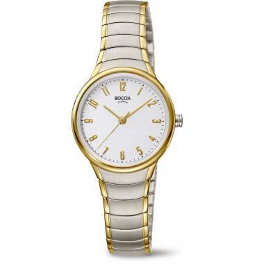 Dámské hodinky BOCCIA TITANIUM 3319-02