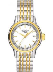 Dámské hodinky TISSOT Carson T085.210.22.011.00