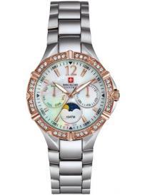 Dámské hodinky SWISS MILITARY Hanowa Lady Officer 7164.12.001