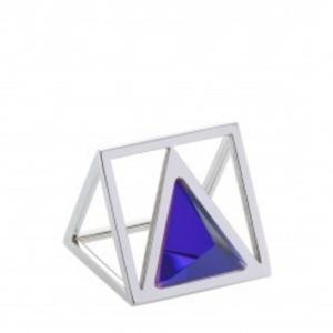 Prsten STORM Triana Ring - Lazer Blue - M 9980768/LB