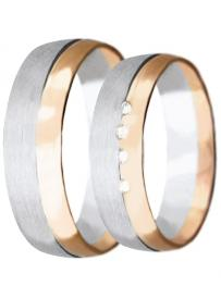 Snubní prsten HEJRAL Viola 6
