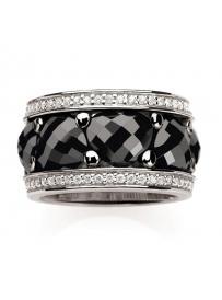 Stříbrný prsten DUNIA DR335N