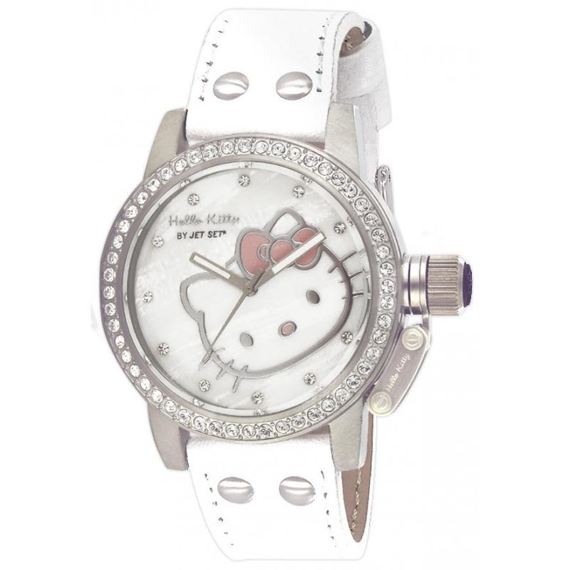 Dámské hodinky HELLO KITTY JHK134-141