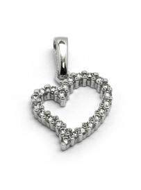 Přívěs AU 585/000 přírodní Diamant 1;02gr OPTIMA JO2207005