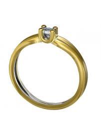Zásnubní prsten HEJRAL Dianka 811