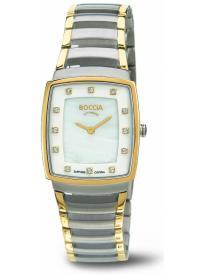 Dámské hodinky BOCCIA TITANIUM 3241-02