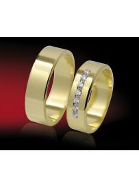 Snubní prsteny RETOFY 16/C