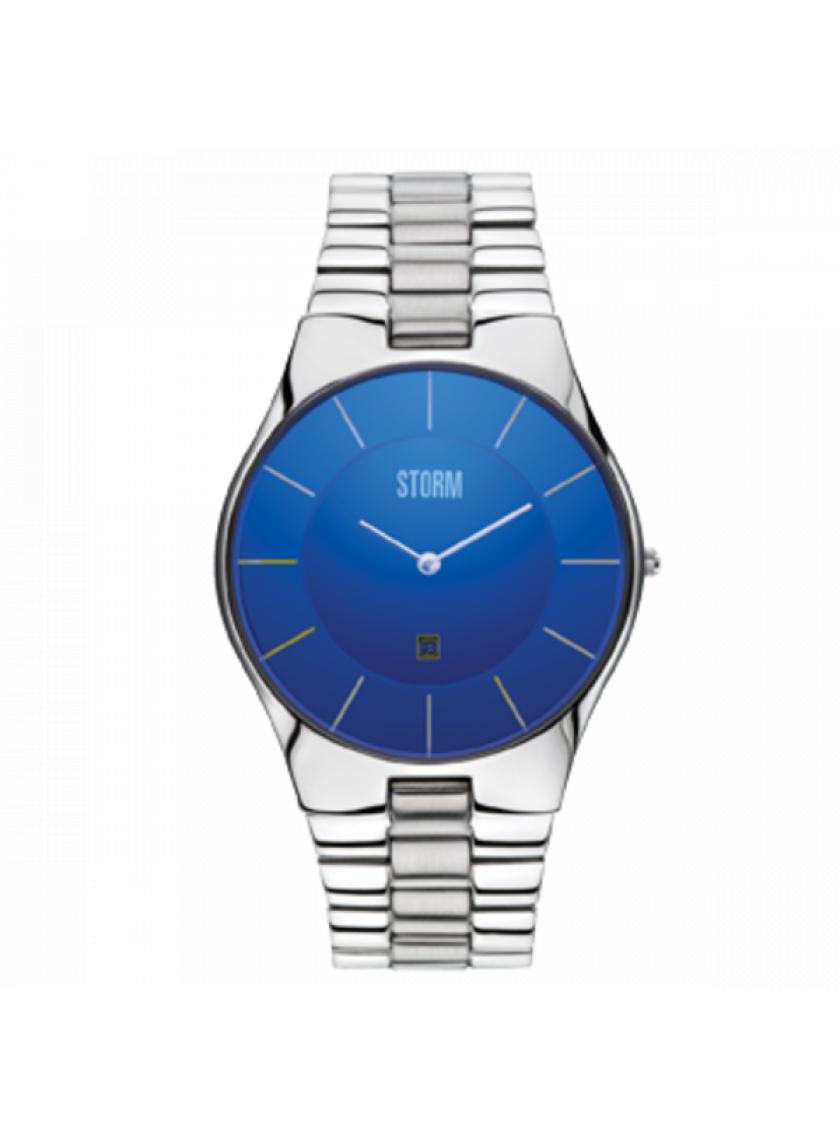 Pánské hodinky STORM Slim-X XL Blue 47159/B