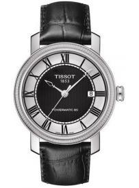 Pánské hodinky TISSOT Bridgeport Automatic T097.407.16.053.00