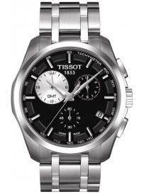 Pánské hodinky TISSOT Couturier Chrono GMT T035.439.11.051.00