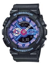 Dámské hodinky CASIO G-Shock GMA-S110HC-1A