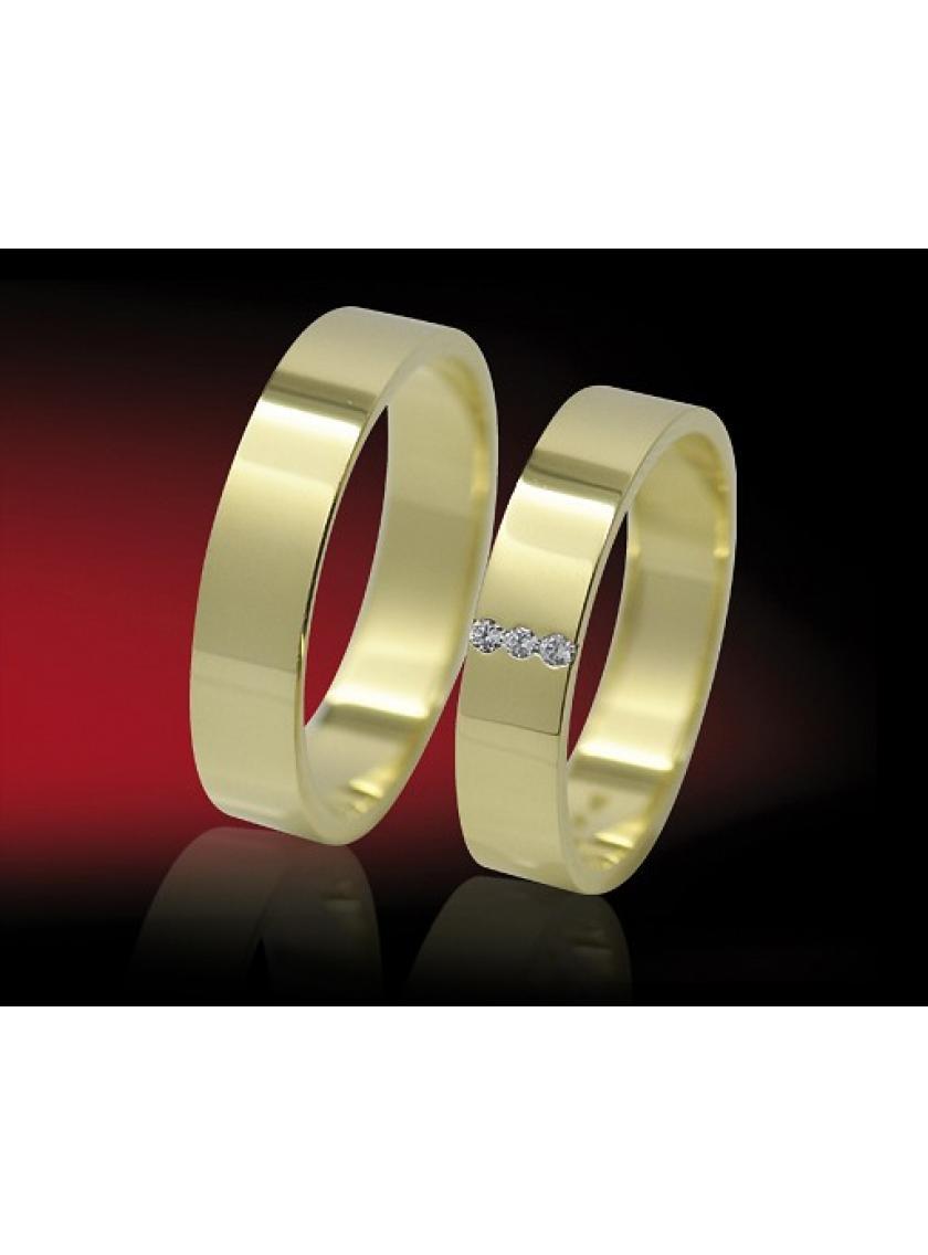 Snubní prsteny RETOFY 12/C