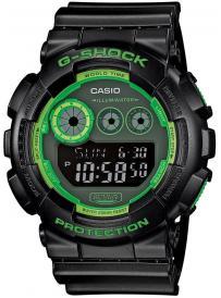 Pánské hodinky CASIO G-SHOCK GD-120N-1B3