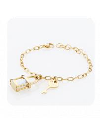Náramek STORM Onyxia Bracelet - Gold 9980697/GD