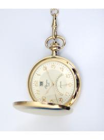 Pánské kapesní hodinky OLYMPIA Retro Quartz 35002