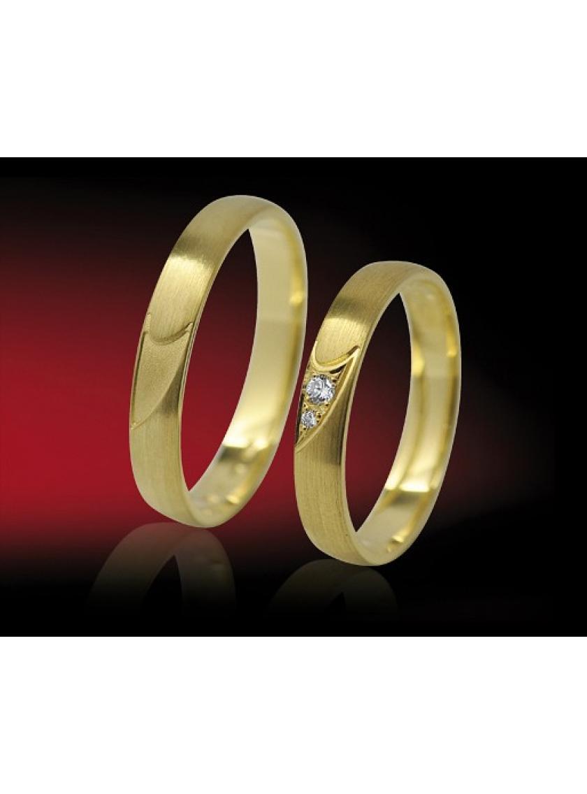 Snubní prsteny RETOFY 26/A