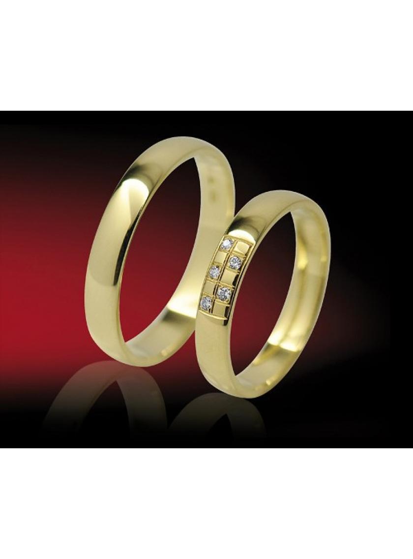 Snubní prsteny RETOFY 26/C