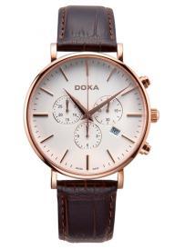 Pánské hodinky DOXA D-Light 172.90.011.02