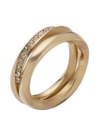 Ocelový prsten DKNY NJ1604040