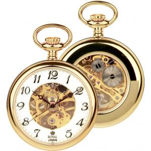 Pánské kapesní hodinky ROYAL LONDON 90002-02
