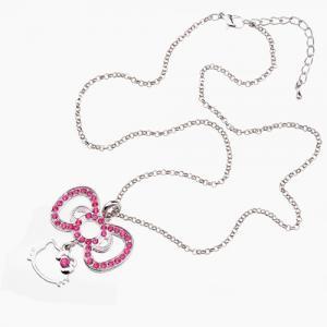 Dámský řetízek Hello Kitty 42200001