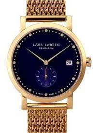 Dámské hodinky LARS LARSEN Emma 137GDGM