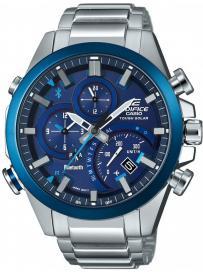 Pánské hodinky CASIO Edifice Tough Solar Bluetooth EQB-500DB-2A