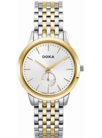 Dámské hodinky DOXA Slim Line D156TWH