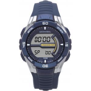 Pánské hodinky CANIBAL s krokoměrem CD278-05