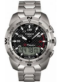 Pánské hodinky TISSOT T-Touch Expert T013.420.44.202.00