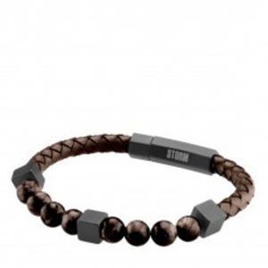 Náramek STORM Taroko Bracelet - Brown 9980772/BR