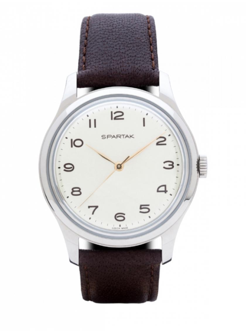 43b5f08cb Pánské hodinky PRIM Spartak 39 Retro L.E. 93-015-483-00-1