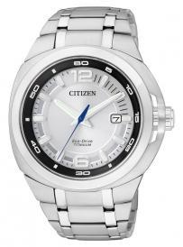 Pánské hodinky CITIZEN Super Titanium BM0980-51A