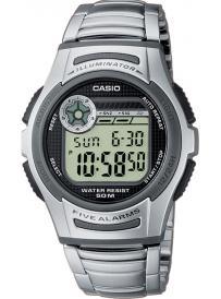 Pánské hodinky CASIO W-213D-1A