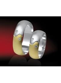 Snubní prsteny RETOFY 7/D