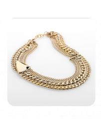 Náhrdelník STORM Trygo Necklace Gold 9980635/GD