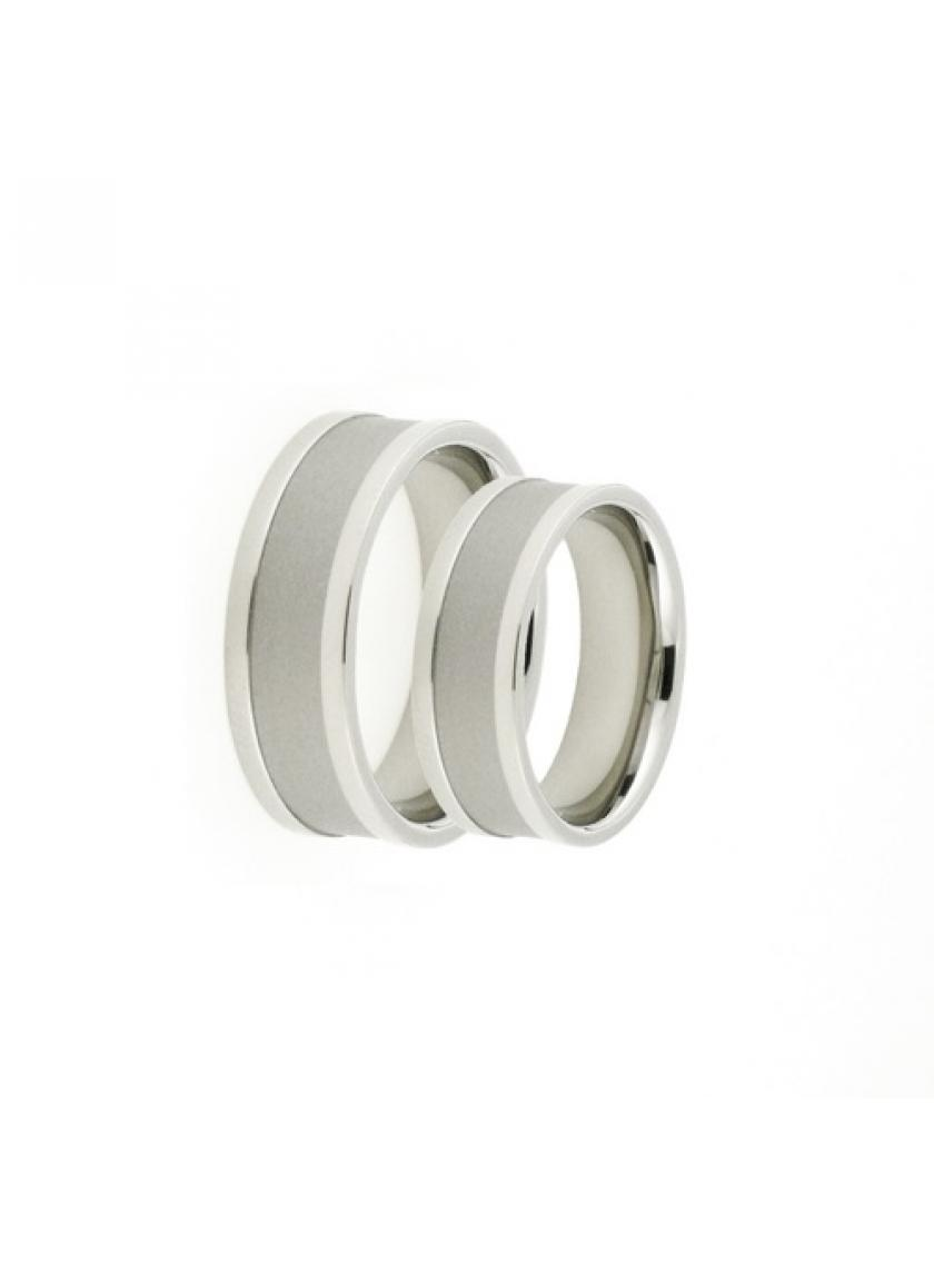 Titanový snubní prsten PATTIC PSTIR29401