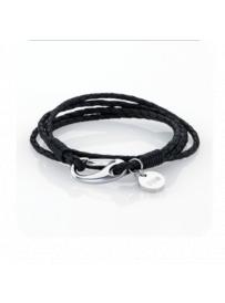 Náramek STORM Jax Wrap Bracelet Black 9980613/BK