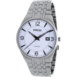 Pánské hodinky PRIM TITANIUM W01P.13094.A