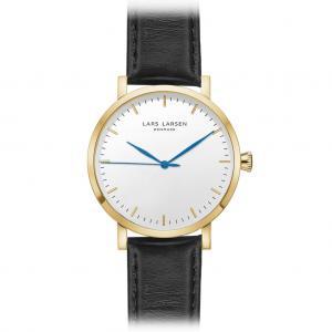 Pánské hodinky LARS LARSEN 143GWBLL