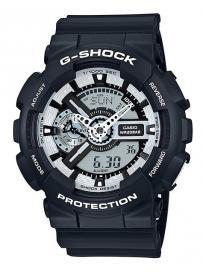 Pánské hodinky CASIO G-SHOCK GA-110BW-1AER