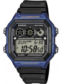 Unisex hodinky CASIO Collection AE-1300WH-2A